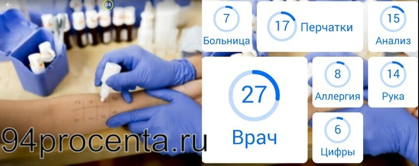Резюме в медицинский центр образец